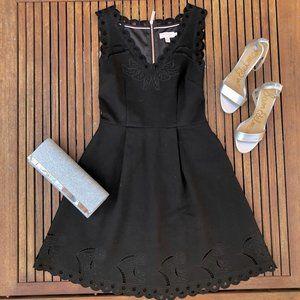 Ted Baker Little Black Cocktail Dress